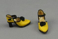 Ladies Shoes by Judith Blondell
