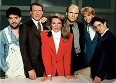 Murphy Brown - With Candice Bergen, Faith Ford, Grant Shaud etc.