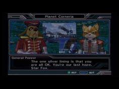 Star Fox: Assault Playthrough #7: Corneria - War Comes Home
