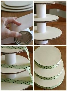 47 ideas for wedding cakes diy decorating cupcake stands – Cupcakes Diy Birthday, Birthday Parties, Birthday Cakes, Cupcake Decoration, Bolo Diy, Diy Cake, Wedding Cupcakes, Cupcake Stand Wedding, Diy Wedding Cake