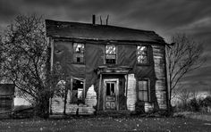 Abandoned Buildings – They need love too! | Sean M Leahy Photography..  ...<<>>....Nims....<<>>