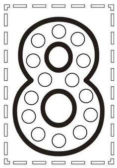 Printable Number Spinners 1 to 20 - Number Sense Numbers Preschool, Learning Numbers, Kindergarten Worksheets, In Kindergarten, Learning Activities, Preschool Activities, Writing Numbers, Math Numbers, Pre K Worksheets