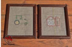 Check out this item in my Etsy shop https://www.etsy.com/listing/231900095/farm-nursery-wall-art-4-pieces-burlap