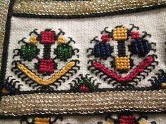 Folk Costume, Costumes, Moldova, Romania, Cross Stitch, Textiles, Traditional, Embroidery, Boho