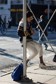 On the Street….Broadway, New York