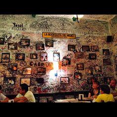 Bodeguita del medio - Condesa - Hay que rica la comida cubana
