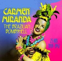 What a chica chica boom chic Carmen Miranda, Miranda Songs, Brazilian Samba, Hollywood Party, Dance Routines, Opera Singers, Bombshells, Divas, Amazon