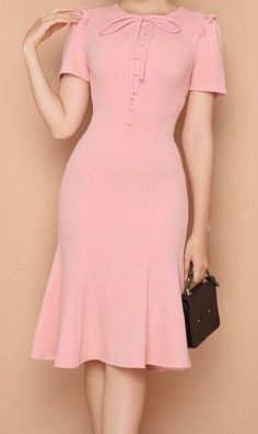 Casual Summer Dresses, Modest Dresses, Cute Dresses, Short Dresses, Designer Blouse Patterns, Designer Dresses, Sleeves Designs For Dresses, Classy Work Outfits, Frock Fashion