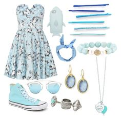 """""""Teal's Ideal Wardrobe"""" by little-liongirl2001 ❤ liked on Polyvore featuring TFNC, Converse, STELLA McCARTNEY, Christian Dior, Boohoo, Devoted, MANGO, Armenta and Tiffany & Co."""