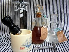 Homemade Herbal Aftershave/Tonic for Men