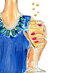 evelyn henson: Cheers to a fabulous weekend!