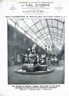 Val d'Osne foundry Monuments, Cast Iron, Louvre, Statue, Paris, Image, Death, Artist, Montmartre Paris