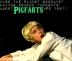 A Very Potter Musical Draco~ seriously my favorite character in that musical, had me laughing SO MUCH.
