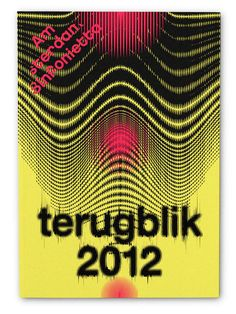 Amsterdam Sinfonietta Visual Identity & Posters designed by Studio Dumbar.
