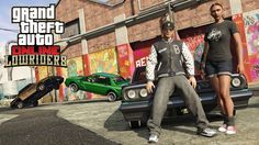 GTA Online Lowriders Is A Thing, Coming October 20th