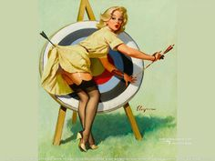 vintage pin up girls wallpaper - Google Search