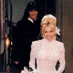 Wedding RoundUp  » Blog Archive  Heather Locklear and Tommy Lee wedding pictures | Wedding RoundUp