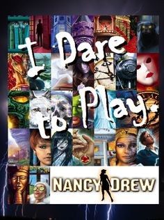Nancy Drew Games by HER Interactive - love these computer games! Nancy Drew Games, Nancy Drew Books, Geek Games, Pc Games, Nancy Drew Her Interactive, Nancy Drew Costume, Prom Essentials, All Robins, Nancy Drew Mysteries