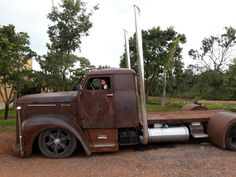 Rat look Scania Truck