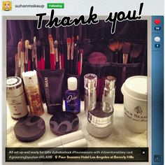 Even with the Downton Abbey cast, celebrity makeup artist Su Han uses KLARIF in her beauty routine for the celebrities she has worked with. She has done makeup and grooming for celebrities like Rita Ora, Adam Levine, Julianne Hough, and Randy Jackson. Her work has been featured for Urban Decay Cosmetics,  The Hollywood Reporter and Vanity Fair.