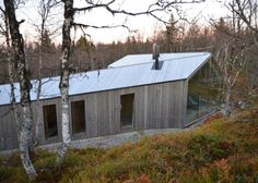 V-lodge par Reiulf Ramstad Arkitekter - Journal du Design
