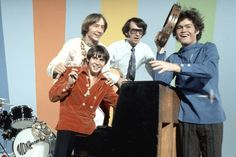 5th Nov  1966, The Monkees were at the top of the Billboard singles chart with 'Last Train To Clarksville', the group's first No.