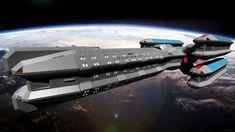 Star Trek..........custom ship?