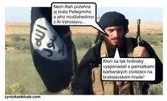 Cynická obluda: Islamský štát na Slovensku