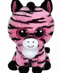 6014fa26497 TY Beanie Boo Plush - Zoey the Zebra Beanie Boos are They are made from Ty s  best selling fabric - Ty Silk