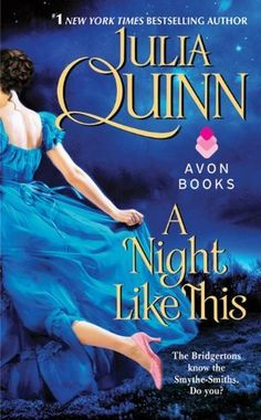 A Night Like This by Julia Quinn, http://www.amazon.com/dp/B006IDUP5I/ref=cm_sw_r_pi_dp_uwhhtb11TDGR7