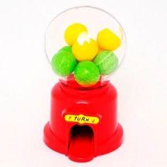 maquina de caramelos dispenser confites souvenier cumpleaños