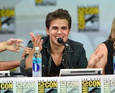 The Vampire Diaries at Comic Con 2014 in San Diego | July 26, 2014