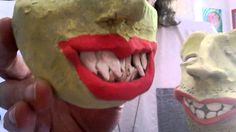 do your teeth need fixing - set your imagination free - come join us for puppet workshops in cape town at john bauer ceramics