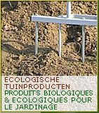 Ecologische tuinproducten