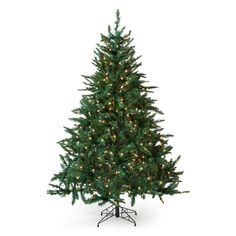 Have to have it. Classic Pine Full Pre-lit Christmas Tree $99.98
