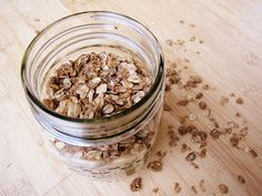 ... recipes on Pinterest | Granola, Granola bars and Chewy granola bars