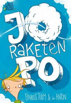 Büchereckerl: Jo Raketen-Po