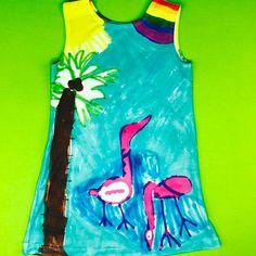 Birrrrds!  😍⚡️🌟🦄🌈❤️  #picturethisclothing #picturethis #kidart #kidsfashion #creativekids