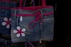 Что сделать из старых джинсов: 19 отличных идей