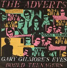 adverts - david gilmore's eyes