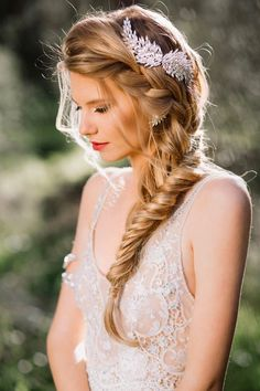 Wedding Hairstyles Straight Fine Hair