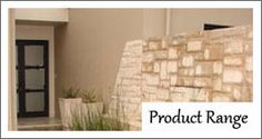 Come see our range of landscaping products.