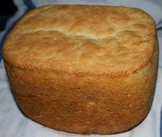 Superfácil pão sem glúten e sem lactose na máquina de pão   Cura pela Natureza