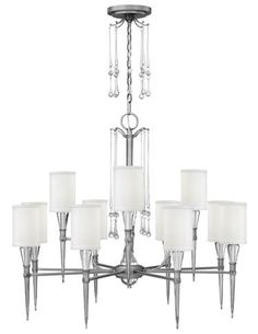 Buy the Fredrick Ramond Antique Nickel Direct. Shop for the Fredrick Ramond Antique Nickel 6 Light 1 Tier Chandelier from the Bentley Collection and save. Rectangle Chandelier, Globe Chandelier, Chandelier Shades, Chandelier Lighting, Chandeliers, House Lighting, Outdoor Light Fixtures, Outdoor Lighting, Hinkley Lighting