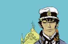 Corto is a traveler – a sailor who combines Mediterranean looks with Anglo-Saxon culture. an anti-hero who prefers his freedom and imagination to wealth.