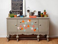 Ideas para darle vida a tu casa con chalk paint | Conkansei.com
