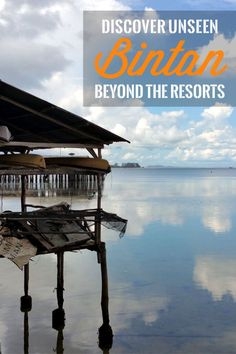 Just a short 45min ferry ride away from Singapore, Bintan Island is more than just beach resorts if you take the time to wander a little, here's how!
