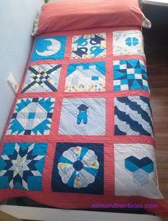 Quilt o colcha de patchwork