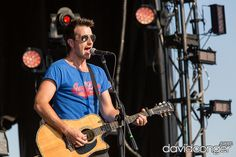 Russell Dickerson at The Gorge Amphitheatre. #Watershed #Festival #Country #Music