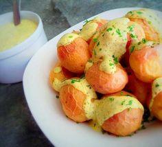 Mustard dill sauce Klunker's Plant-Based Kitchen: Dressings